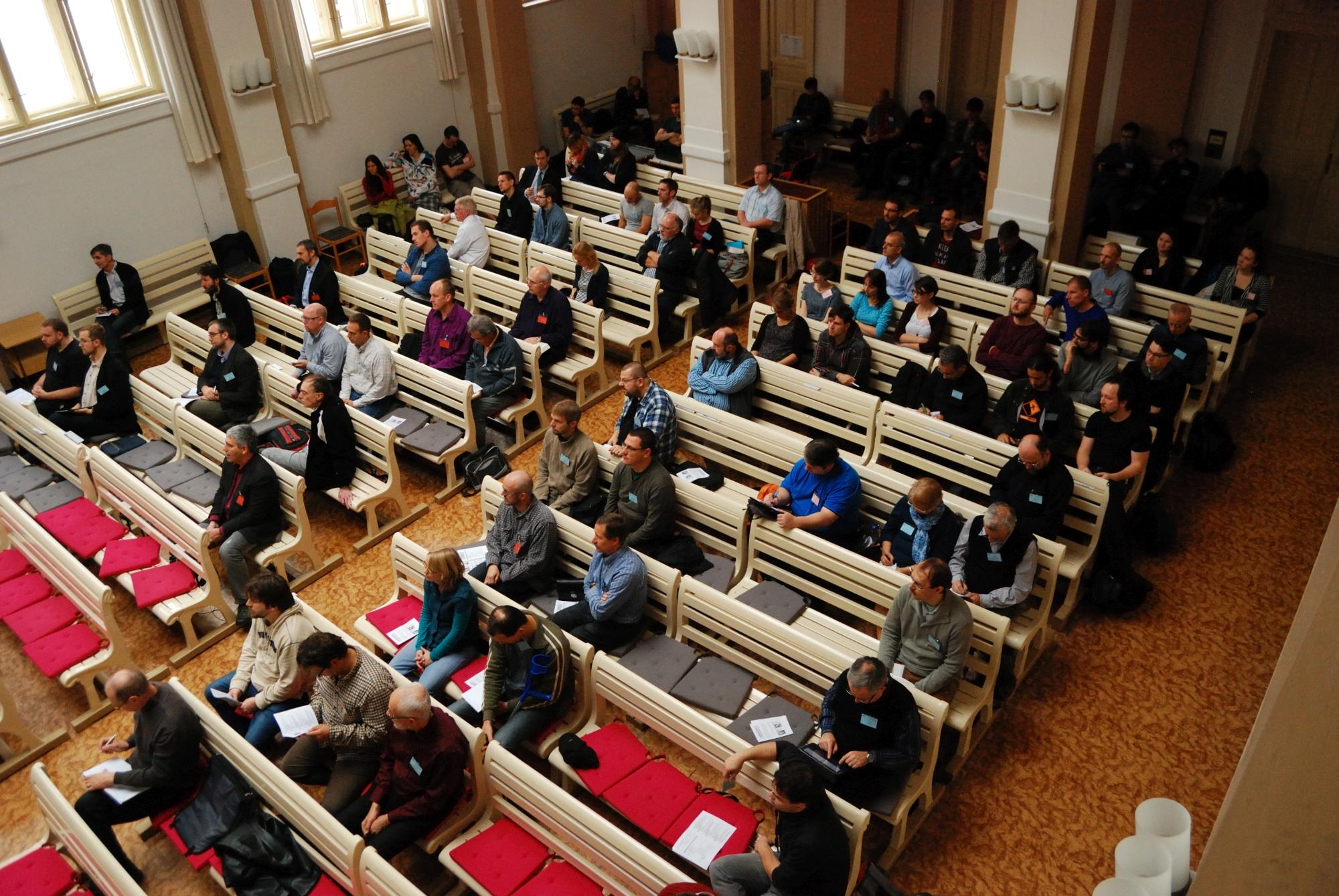 Evangelikální fórum 2014